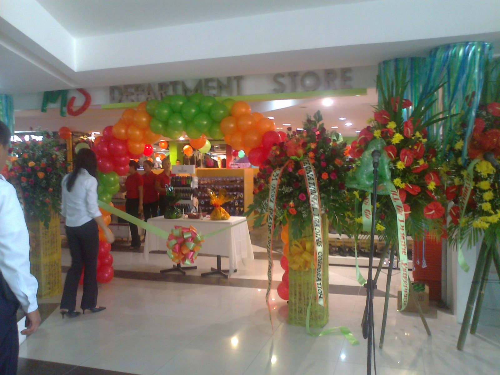 Metro Savers Department Store now open!